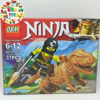 [Nhập TOYMAR giảm 10%] LEGO Ninja Khủng Long – Master of Spinjitzu 99123 – Mẫu 2