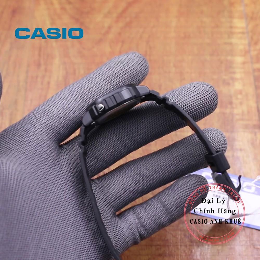 Đồng hồ điện tử nữ Casio LA-20WH-1ADF dây nhựa cỡ nhỏ