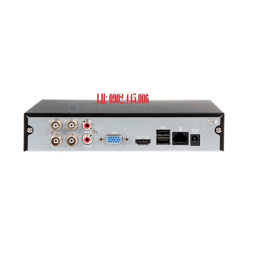 Đầu ghi hình 4 kênh XVR1A04, hàng chính hãng 100%
