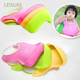 Cute Safety Kids Infants Lunch Baby Bibs