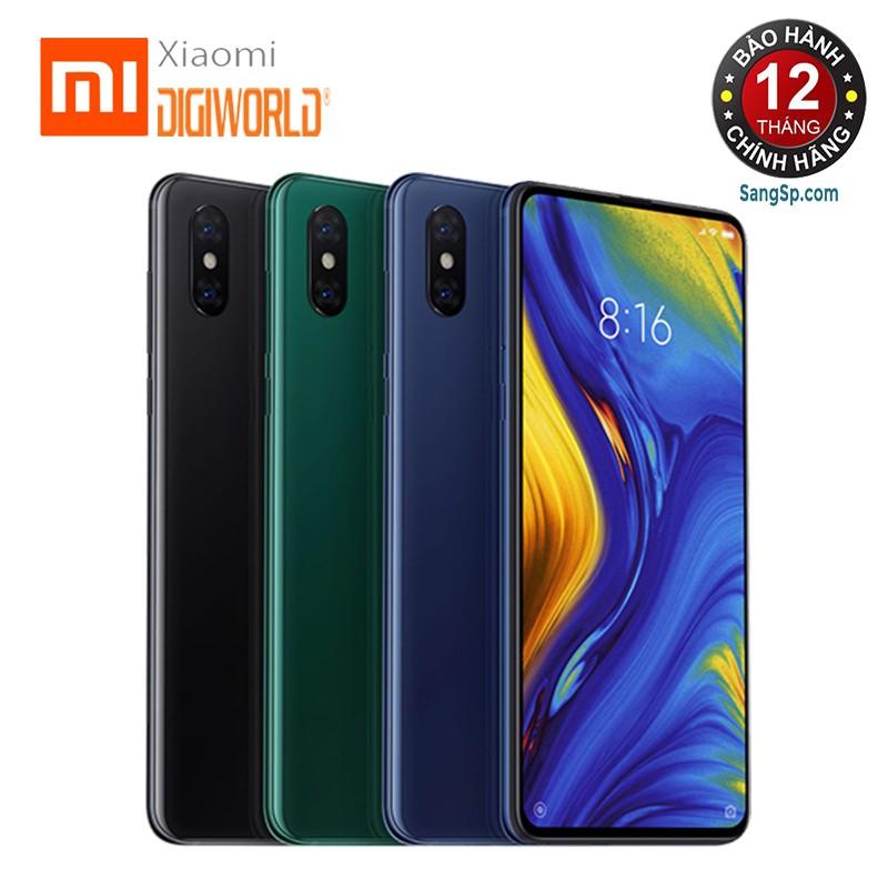 Điện thoại Xiaomi Mi Mix 3 6GB/128GB - Hãng phân phối chính thức (DGW)
