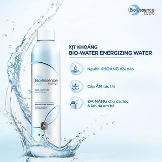 Nước xịt khoáng dưỡng da Bio-Water Energizing Water 300ml thumbnail