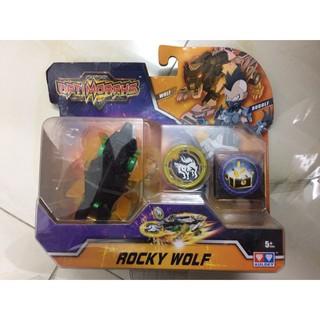Đồ chơi xe biến hình sói cuồng nộ YW682103