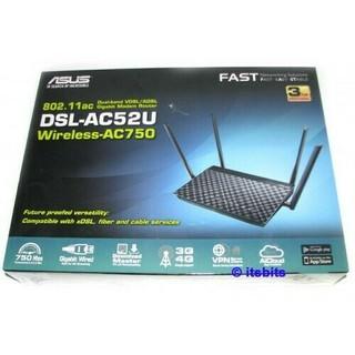phát WIFI ASUS DSL-AC52U chuẩn AC750