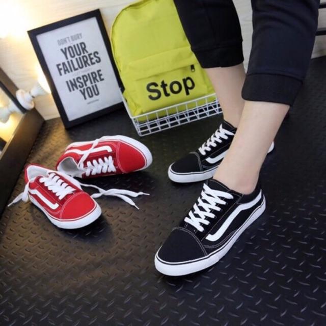 Giày Vans nữ giá rẻ - Giày thể thao nữ