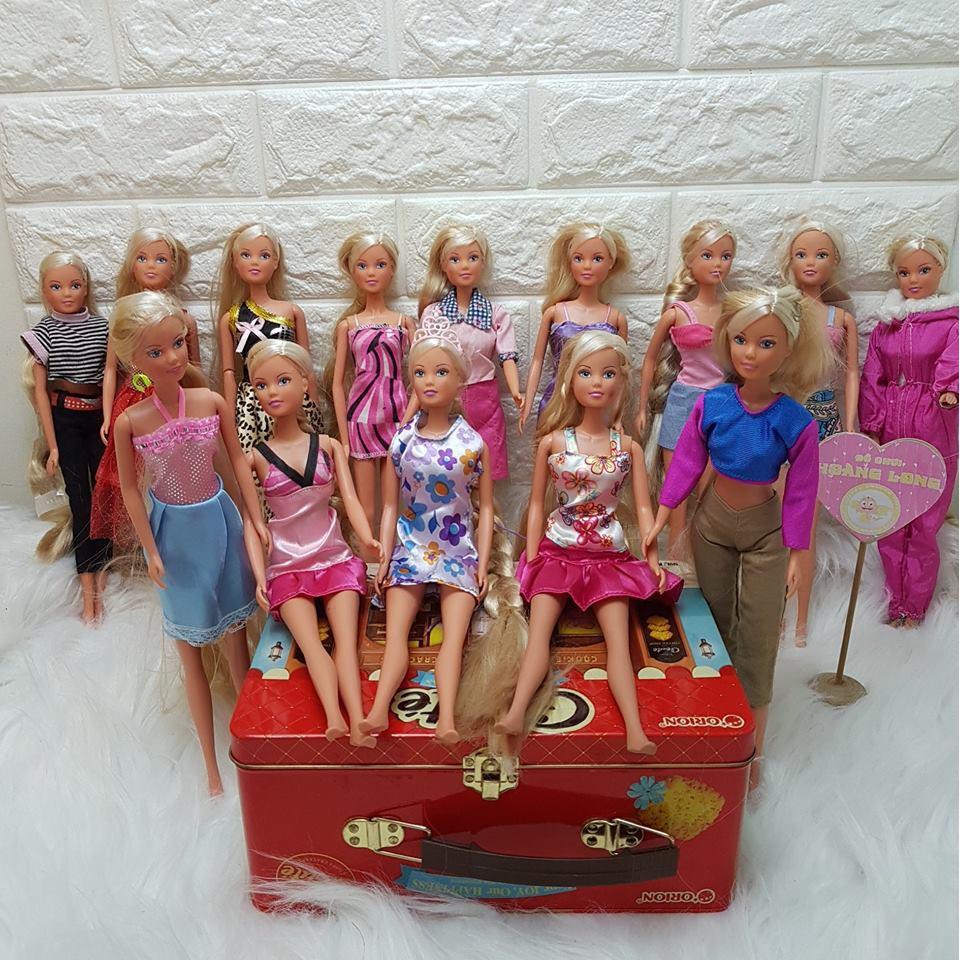 Thanh lý tồn kho búp bê Simba Kelly Đức 30cm - Original Germany Simba Kelly Dolls 30cm (ngẫu nhiên) - 3519142 , 806370156 , 322_806370156 , 49999 , Thanh-ly-ton-kho-bup-be-Simba-Kelly-Duc-30cm-Original-Germany-Simba-Kelly-Dolls-30cm-ngau-nhien-322_806370156 , shopee.vn , Thanh lý tồn kho búp bê Simba Kelly Đức 30cm - Original Germany Simba Kelly Doll