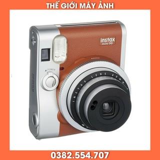 Máy ảnh lấy liền Fujifilm Instax Mini 90 + tặng kèm pack 1 film/10 kiểu