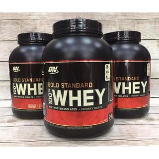 [Free ship + Quà] Sữa tăng cơ bắp ON Gold Stard 100% Whey 5 Lbs (2.6kg) – Authentic 100%