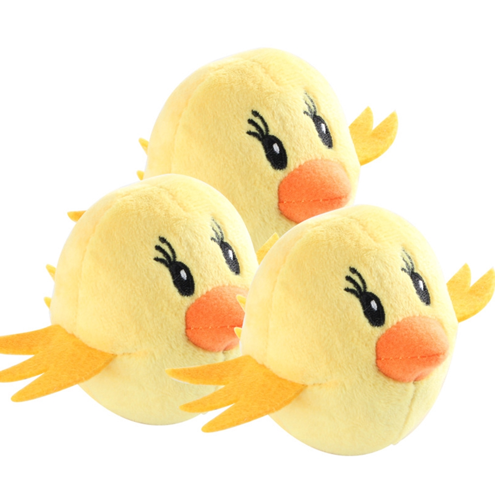 Playing Interactive Dog Plush Pet Gifts Hide And Seek Squeaky Chicken Anti Bite Funny Durable Chew Toy