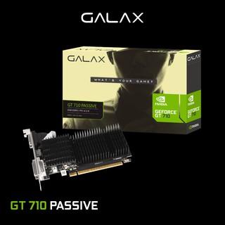 Card màn hình Galax GT710 2GB DDR3 thumbnail