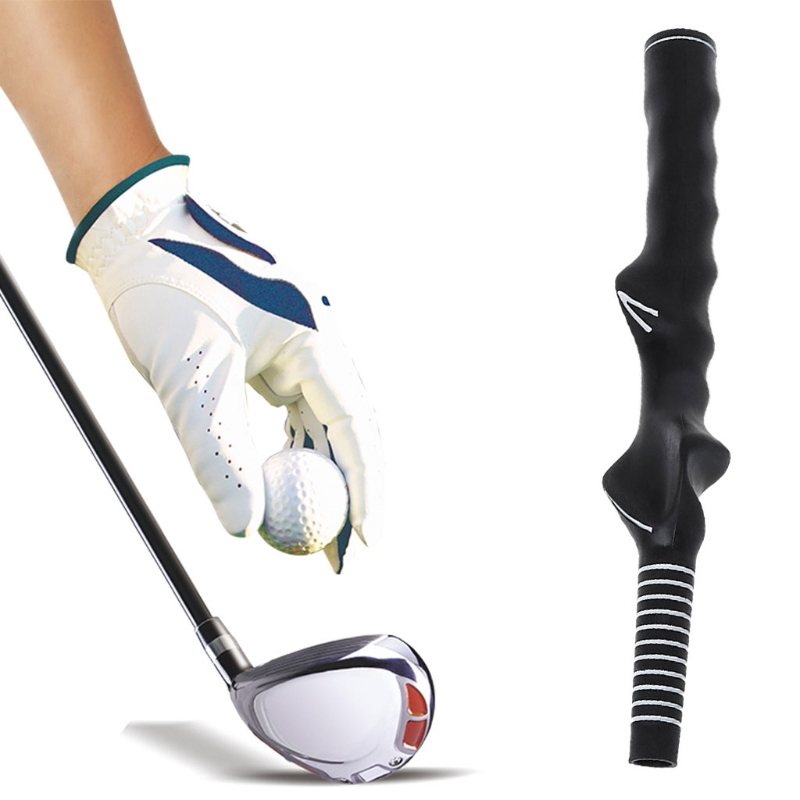 Golf Club Swing Trainer Grips Training Standard Teaching Aid  Exercise Accessory