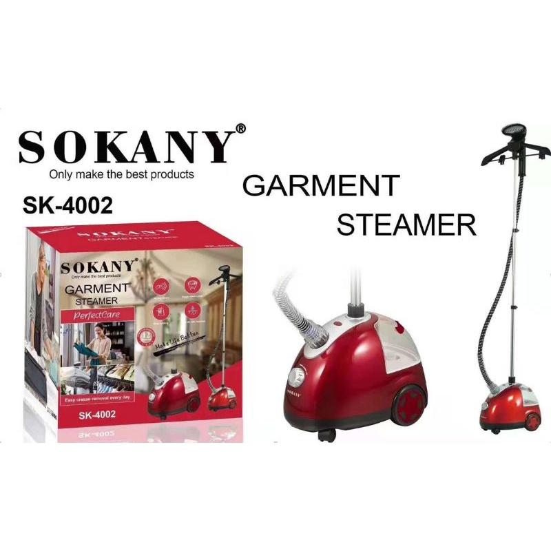 Bàn ủi hơi nước Sokany SK-4002,,,