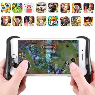[ TRỢ GIÁ ] GamePad Tay Cầm Chơi Game Mẫu Mới Có Nút Bấm – Chống mỏi tay khi sử dụng