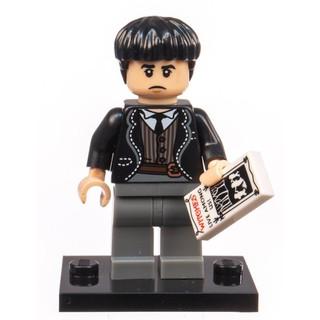 Lego Harry Potter Series – Nhân vật số 21 – Credence Barebone