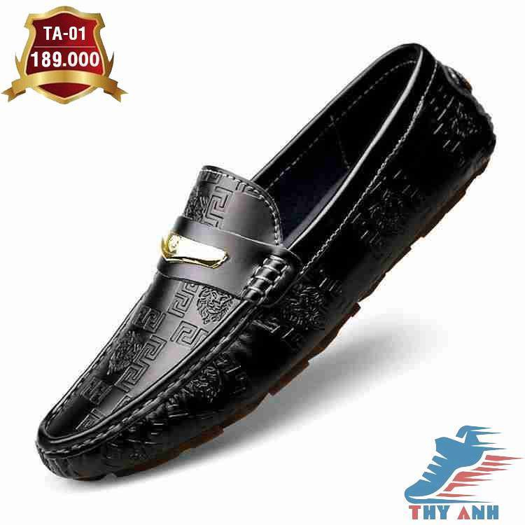 Giày lười nam cực đẹp và mạnh mẽ TA-01