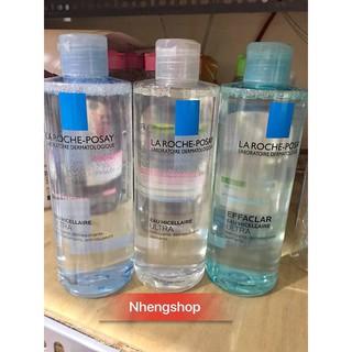 [Full 400ml] Tẩy Trang La Roche Posay Micellar Water thumbnail