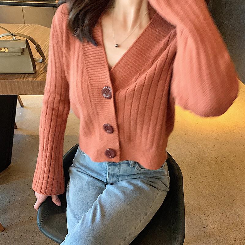 áo khoác len tay dài thời trang dành cho nữ - 14999785 , 2832817219 , 322_2832817219 , 433800 , ao-khoac-len-tay-dai-thoi-trang-danh-cho-nu-322_2832817219 , shopee.vn , áo khoác len tay dài thời trang dành cho nữ