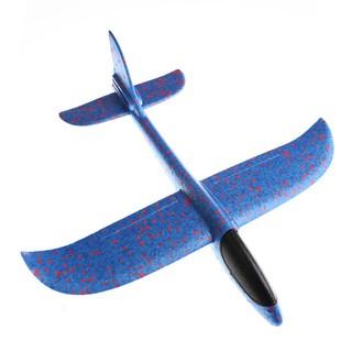 ☆VN 48cm EPP Foam Hand Throw Airplane Outdoor Launch Glider Plane Kids Toy Gift