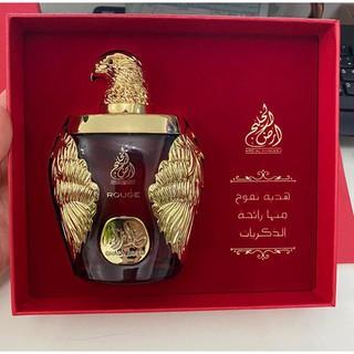 Nước Hoa Nam Dubai Đại Bàng Đỏ Ghala Zayed Luxury Rouge Vừa Ra Mắt 2020