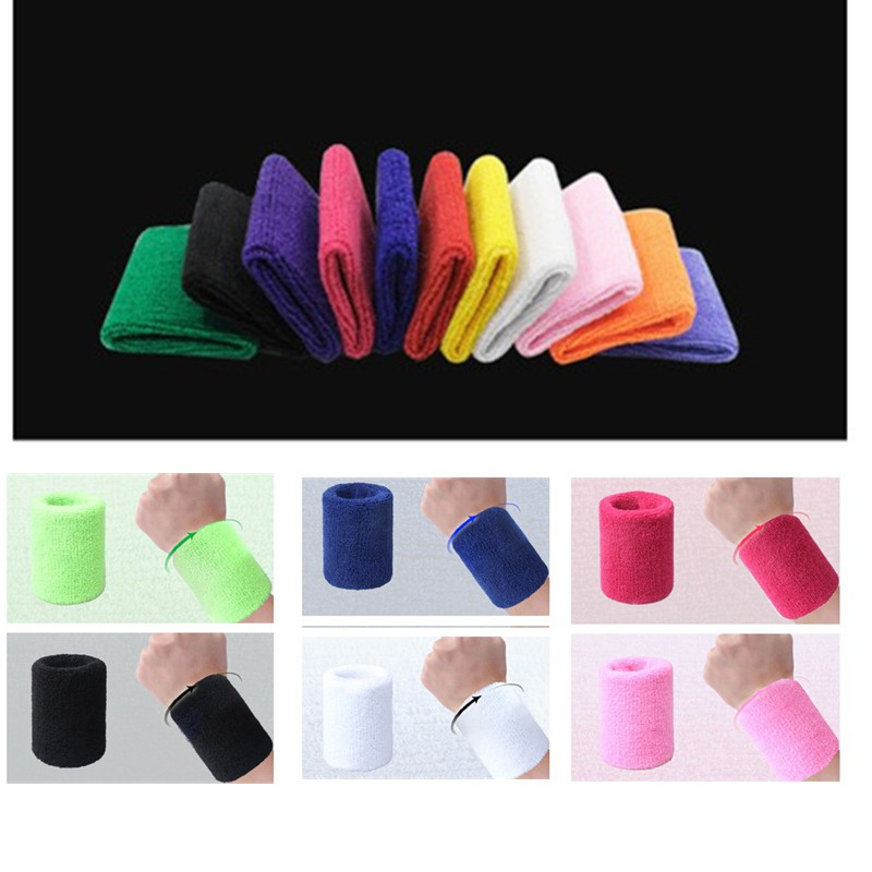 Sports sweating bracers  fashionable breathable Bracers