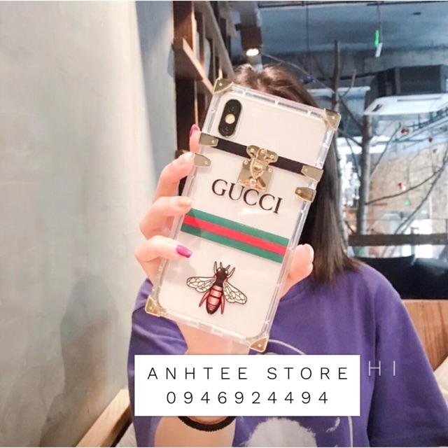 Ốp Gucci iPhone 6--8Plus; X