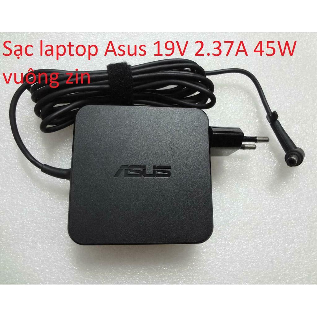 Sạc laptop Asus 19V 2.37A 45W zin chính hãng Giá chỉ 110.500₫