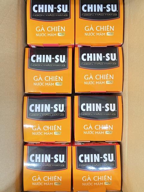 Gia vị hoàn chỉnh dạng xốt Gà Chiên Nước Mắm CHIN-SU gói 70g