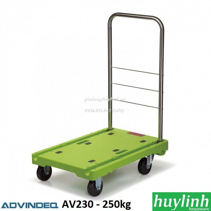 Xe đẩy hàng gấp gọn Advindeq AV230 - 250kg