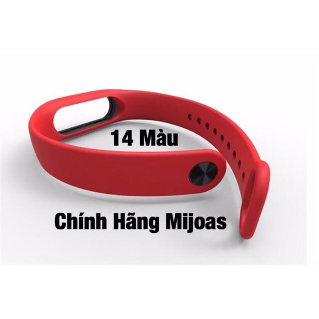Dây Đeo Xiaomi Mi Band 2 Chính Hãng Mijoas M