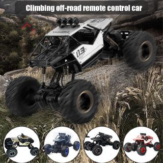 HYP 1/16 Scale 4WD Rock Crawler Off-road Remote Control RC Car Truck Model Toy @VN