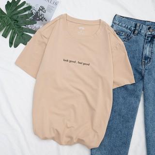 [Mã FASHIONGREEN94 giảm tới 30K đơn 99K] Áo phông Yody nữ cổ tròn chất liệu cotton mềm mại thấm hút mồ hôi PPN4134 thumbnail