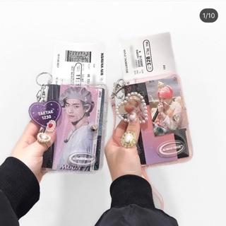 Ví đựng passport Passport wallet Almost Blue Official thumbnail