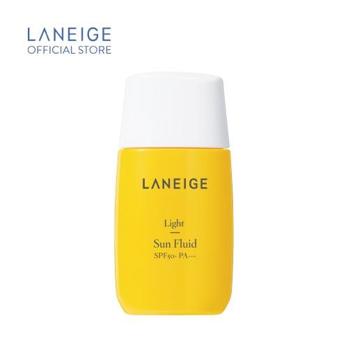 Kem chống nắng dạng lỏng cho da dầu & da hỗn hợp Laneige Light Sun Fluid SPF50+ PA+++ 50ML