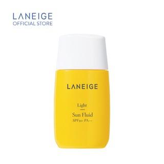 Kem chống nắng dạng lỏng cho da dầu da hỗn hợp Laneige Light Sun Fluid SPF50 PA 50ML