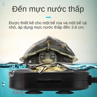 TMThanh sưởi rùa, mực nước thấp, máy sưởi siêu ngắn mini, nhiệt độ ổn định tự động, bể cá, ngắt kết nối với nước, máy sưở thumbnail