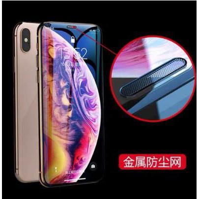 Cường Lực Chống Bụi Màng Loa Cho Iphone 7p / 8p / X / Xr / Xs/ Xsmax / 11 / 11pro / 11 pro max / 12 12pro / 12 pro max