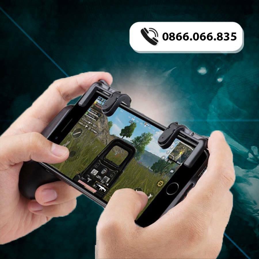 [ Shopee Trợ Giá ] GamePad Tay Cầm Kẹp Điện Thoại Chơi Game Tiện Lợi - Chống Mỏi Tay Khi Sử Dụng - 13684191 , 1553626653 , 322_1553626653 , 410000 , -Shopee-Tro-Gia-GamePad-Tay-Cam-Kep-Dien-Thoai-Choi-Game-Tien-Loi-Chong-Moi-Tay-Khi-Su-Dung-322_1553626653 , shopee.vn , [ Shopee Trợ Giá ] GamePad Tay Cầm Kẹp Điện Thoại Chơi Game Tiện Lợi - Chống Mỏ