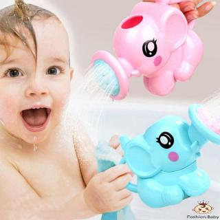 ✿BB-Funny Elephant Sprinkler Pretend Bathroom Play Water Toys Kids Baby Shower Toy