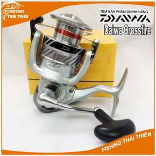 Máy câu cá Daiwa Crossfire