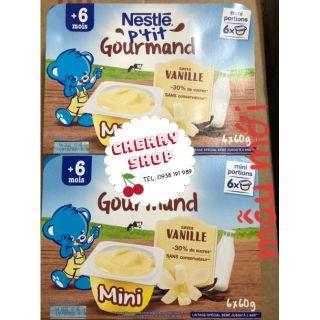 Váng sữa Nestle Pháp date 2021 thumbnail