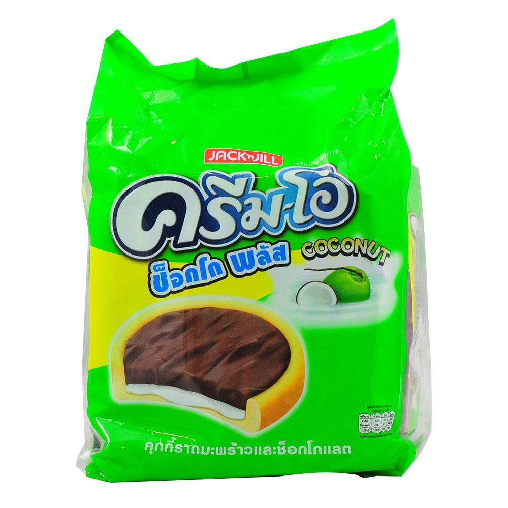 Combo 2 gói bánh Thái Lan CreamO sữa dừa bọc socola gói 432g - 2394023 , 93794602 , 322_93794602 , 74000 , Combo-2-goi-banh-Thai-Lan-CreamO-sua-dua-boc-socola-goi-432g-322_93794602 , shopee.vn , Combo 2 gói bánh Thái Lan CreamO sữa dừa bọc socola gói 432g