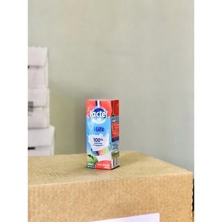 Sữa tươi Lactel nguyên kem thùng 24 hộp 200ml