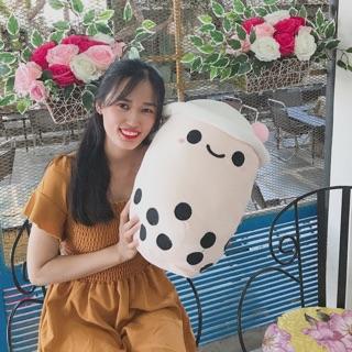 Trà sữa Bông Kem Cheese Size 60cm