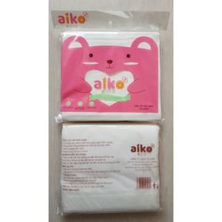 [Mã MKBCSALE giảm 10% đơn 250K] Miếng lót phân su sơ sinh cao cấp Aiko 30 miếng gói thumbnail