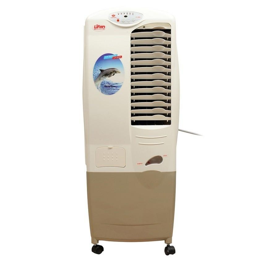 Quạt hơi nước có Remote Lifan LF-308RC (Trắng)