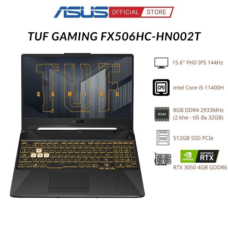 ASUS TUF Gaming F15 FX506HC-HN002T