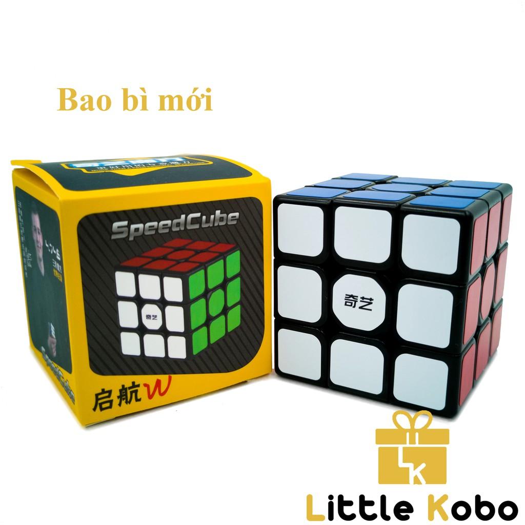 Rubik 3x3 Qiyi Sail W Rubic 3 Tầng Khối Lập Phương Ma Th