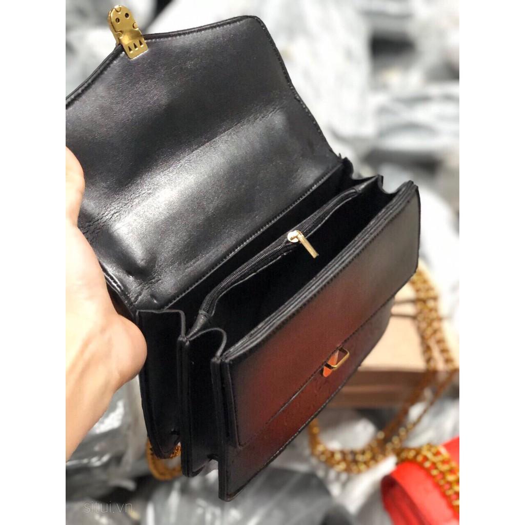 Túi xách nữ túi đeo vai thời trang túi con ong hàng đẹp TXGGONG02 + hình tự chụp