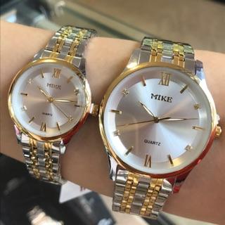 [Siêu sốc 20-10] Mua đồng hồ mike nữ tặng đồng hồ nam+ quà tặng ốp đt siêu xinh nhân đôi ưu đãi thumbnail
