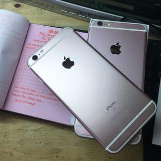 Điện thoại apple iphone 6s plus 16gb. Hàng chính hãng máy cũ đẹp 999% ko vết xước. Bảo hành 12 tháng..